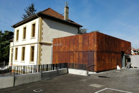 Ecole – St Martin le Vinoux