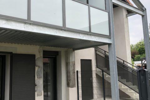Rénovation d'un appartement dans une maison