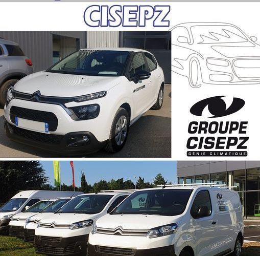 Nouveaux véhicules CISEPZ